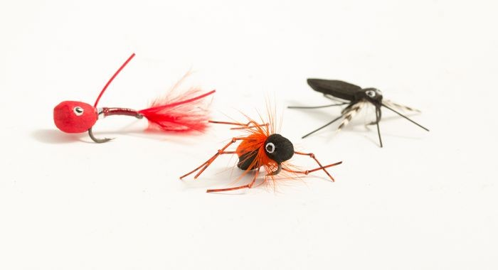 NASH ZIG BUGS ACTION BUGS MICRO BARBED (3 per pack)