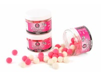 MAINLINE CELL FLUORO POP-UPS PINK & WHITE 14mm