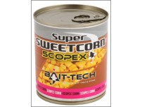 BAIT-TECH SUPER SWEETCORN SCOPEX 300g