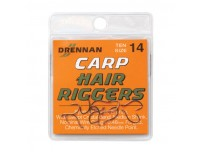 DRENNAN CARP HAIR RIGGERS BARBLESS