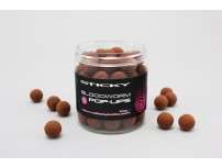 STICKY BAITS BLOODWORM POP UPS