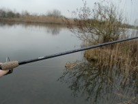 DRENNAN SERIES 7 11ft PUDDLE CHUCKER METHOD FEEDER ROD