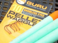 GURU GPW (EYED) BARBLESS HOOK