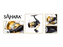 SHIMANO SAHARA DHFI 3000 (DOUBLE HANDLE)